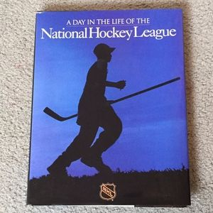 'A Day in the Life of the NHL' Coffee Table Book